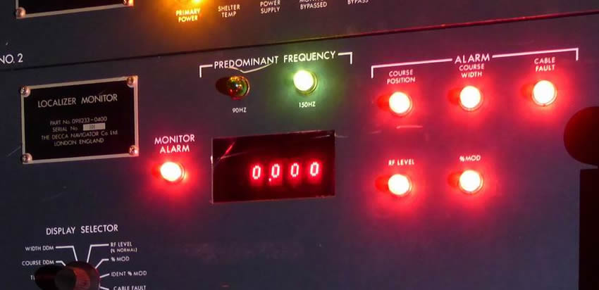 Military control panels